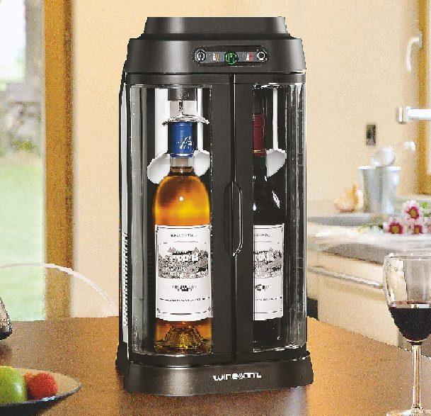 איך מאחסנים יין פתוח