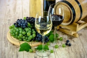 מה בריא יותר - יין אדום או יין לבן?