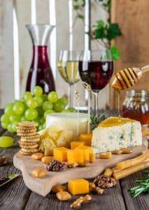 התאמת היין לארוחה