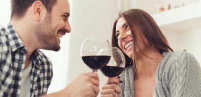 יין ורומנטיקה: סיפור אהבה